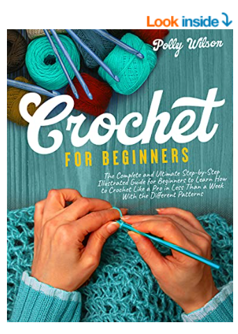 10 Free Crochet Books You can Download Right Now!